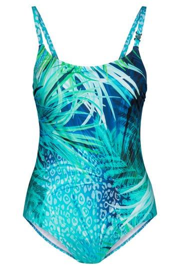 Schwimmer im Meeresprint Unterwasserwelt Lycra 3215041