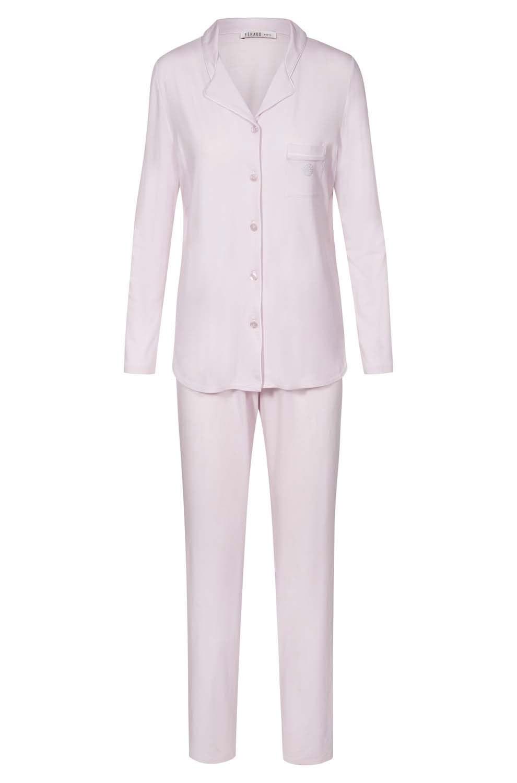 Pyjama mit Reverskragen
