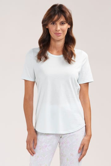 Smart Casual Basic T-Shirt