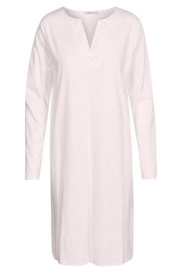 Nachthemd mit Tunika-Ausschnitt