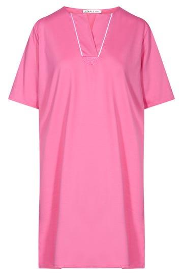 Sleepshirt mit Tunika-Ausschnitt